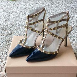 ⚡️ Studded Heels ⚡️